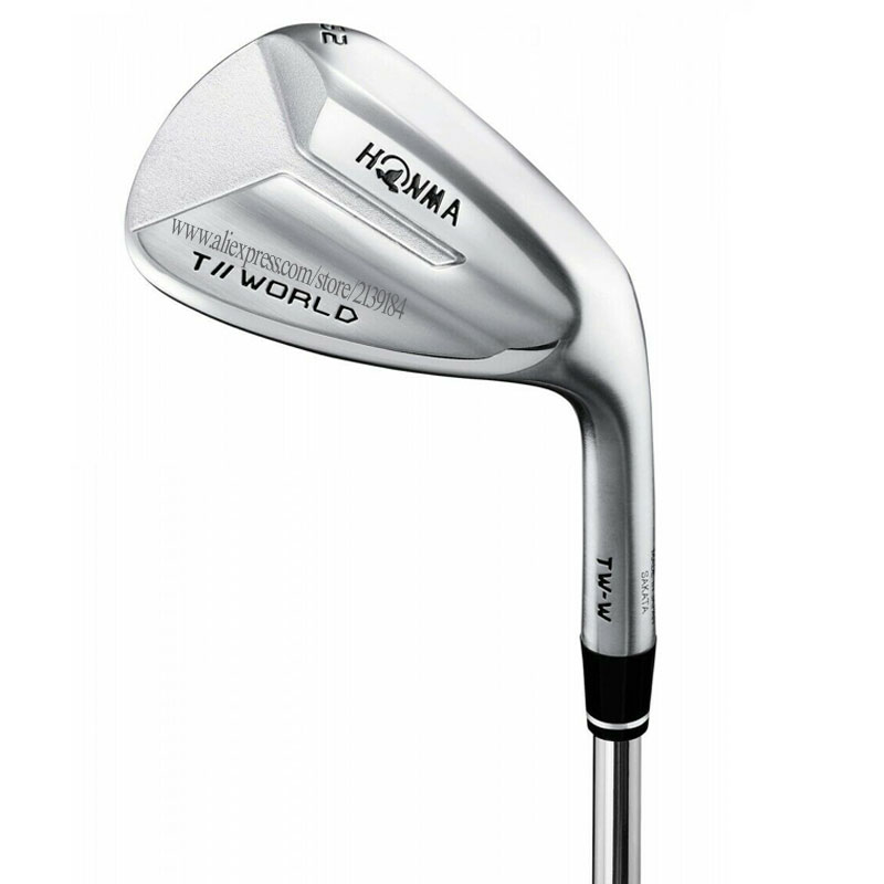 New Golf Clubs HONMA T//WORLD TW-W Golf Wedge 7 Degree Wedge Clubs Golf Steel Shaft Clubs Wedge Free Shipping