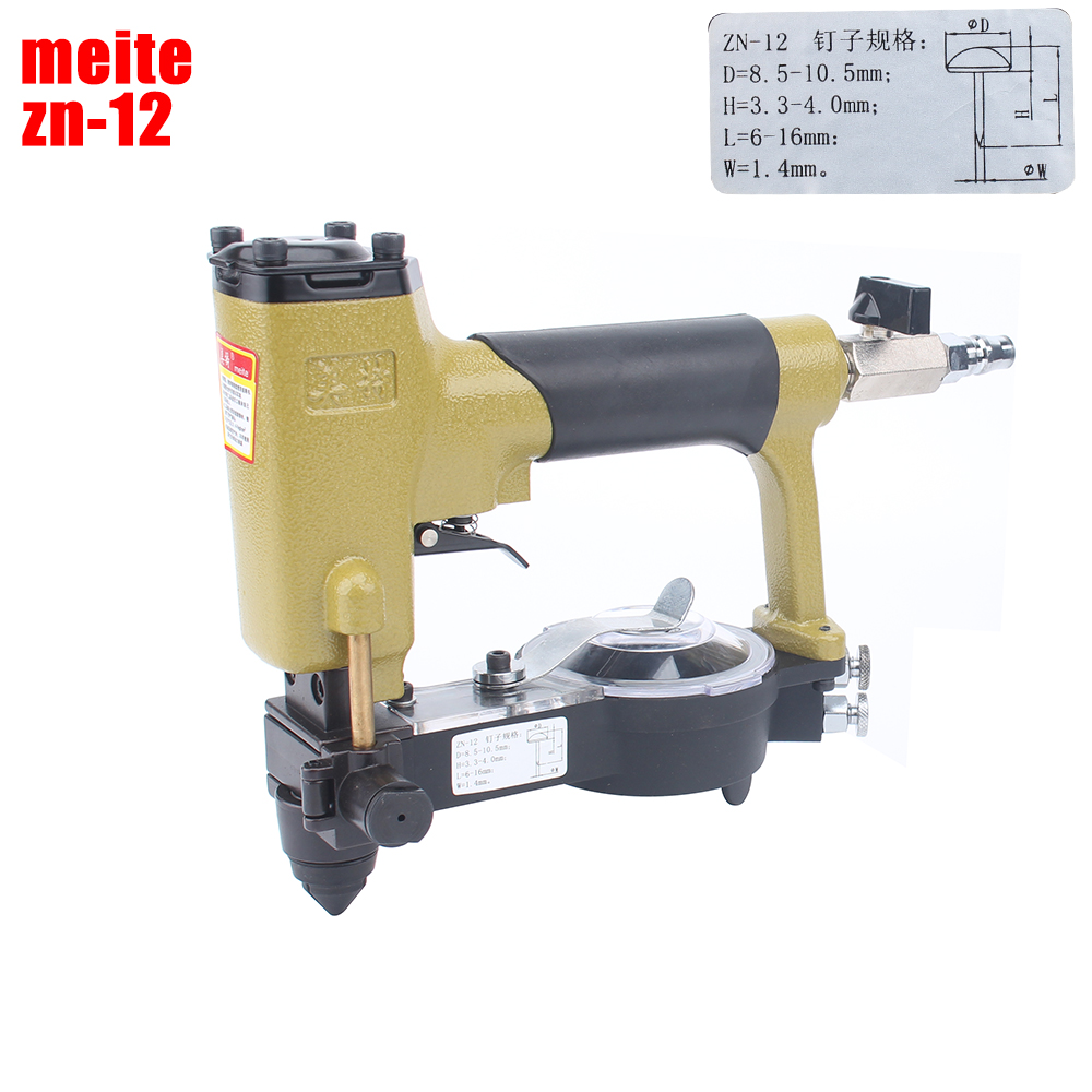 Meite ZN-12 Pneumatic Auto-fed Tack nailler