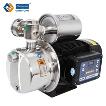 Variable frequency booster pump stainless steel jet self-priming pump domestic tap water booster pump nitrogen booster pump exported to 58 countries ro booster pump manufacturers