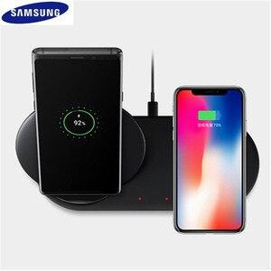Image 3 - 25W 2 en 1 rapide QI chargeur sans fil chargeur de téléphone Type C support de charge rapide pour Samsung Galaxy Note 9 S10 Plus montre S2 3