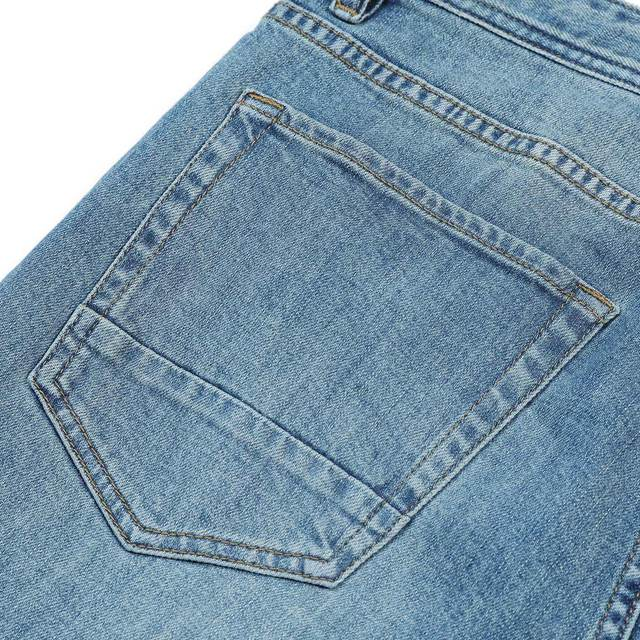 Slim Fit Tapered Jeans for spring