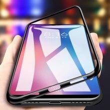 360 Degree Phone Case For Xiaomi Mi9 SE Mi8 Lite Mi 5X 6X A1 A2 Redmi 6 Pro 7 GO S2 5A 5 Note Silicone Soft Clear Cover