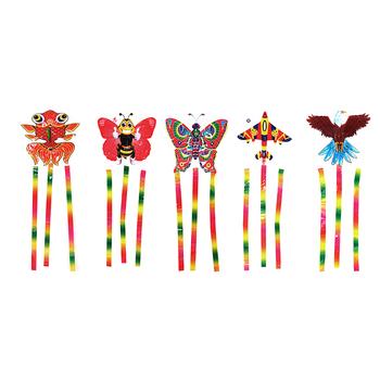 Latawce na świeżym powietrzu latawiec dla dzieci zabawy dla dzieci zabawki sportowe tanie i dobre opinie JETTING Z tworzywa sztucznego