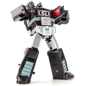 Image 5 - Transformation Mini OP Commander With Trailer Roller Flying Backpack Jinbao  MPP10 MPP10 B MPP10 Action Figure Robot Toys Gifts