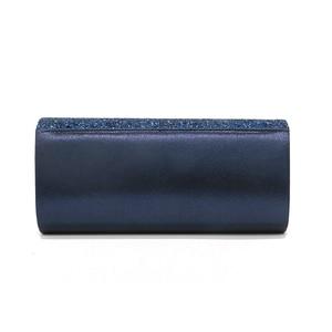 Image 5 - גבירותיי מצמד שקיות כחול ארנק מסיבת תיק משתה מעטפת שקיות אלגנטי ערב מסיבת צלב גוף תיק שחור