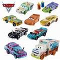 Машинка из сплава Disney Pixar «Тачки 3», «Тандер Валли» вечерние автомобиль полицейский, игрушечная машинка Маккуин, miss, подарок детям на день ро...