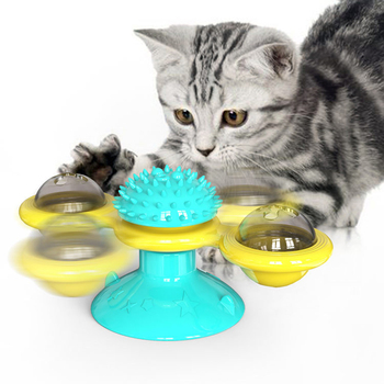 Windmill Cat Toy 1