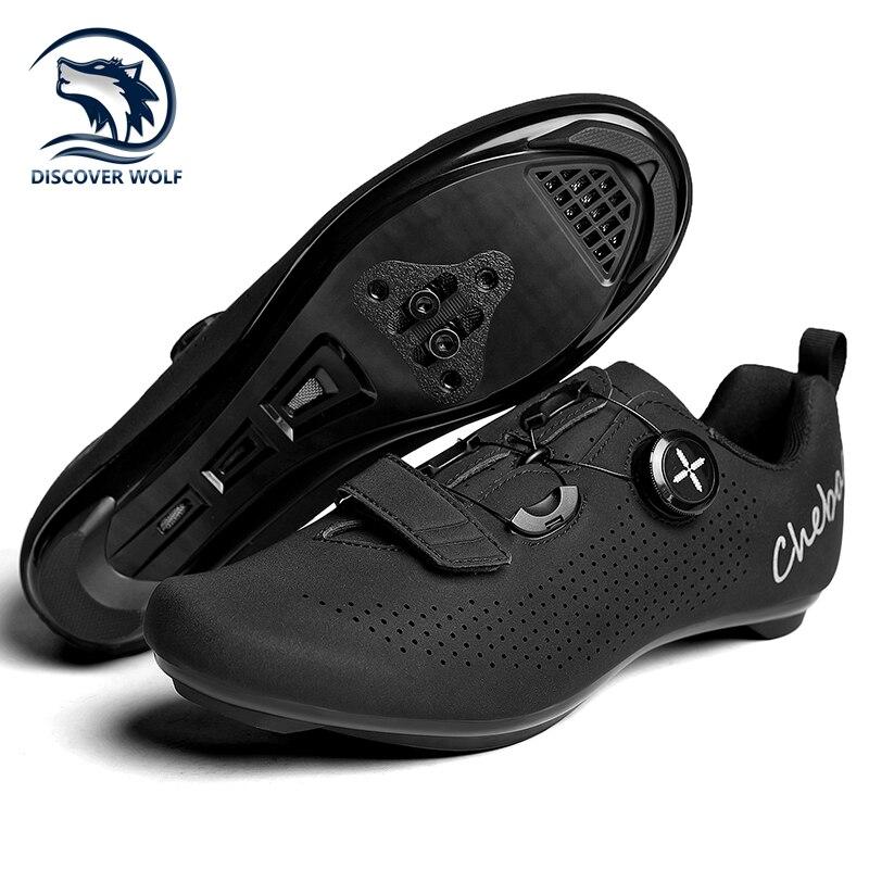 Кроссовки мужские ультралегкие, профессиональная обувь для езды на велосипеде, дышащие, для езды на свежем воздухе
