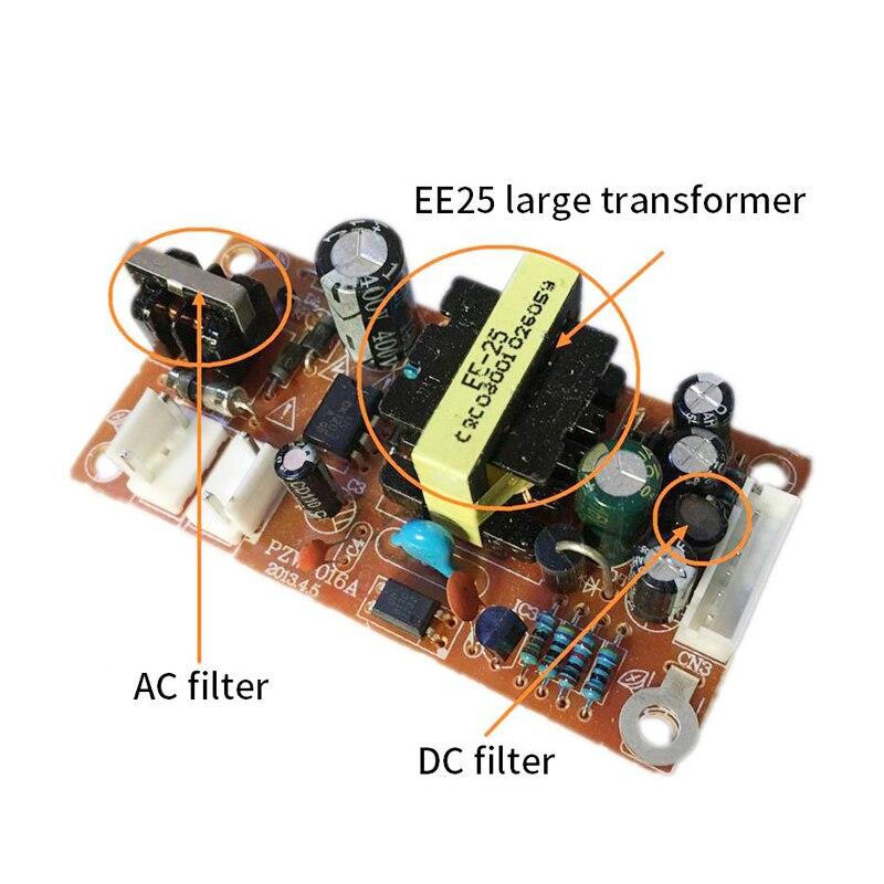 Universal EVD Switching Power Supply Module DVD Power Board Home 5V 12V -12V Original Accessories