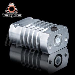 Image 4 - Trianglelab T CR10 Hotend upgrade KIT Alle Metall/PTFE kühlkörper Titan wärme pause für CR 10 CR 10S Ender3 upgrade Kit