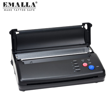 New High Quality Tattoo Transfer Machine Printer Drawing Thermal Stencil Maker Copier For Tattoo Transfer Paper Free Shipping