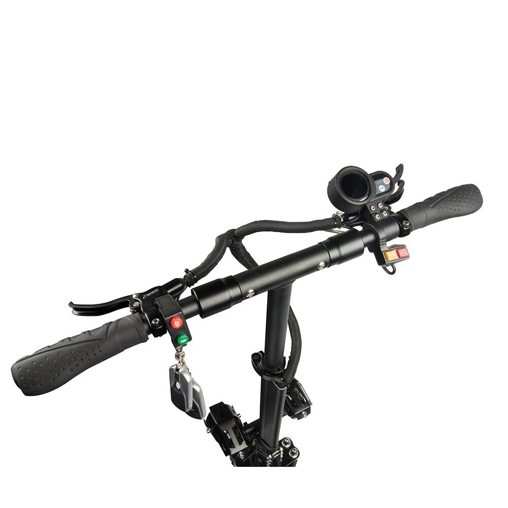 VenusCRUISER P60 Motor de alta velocidad 3200W Scooter eléctrico fuera de carretera, potente bicicleta plegable rápida fuerte bicicleta de conducción monopatín - 3