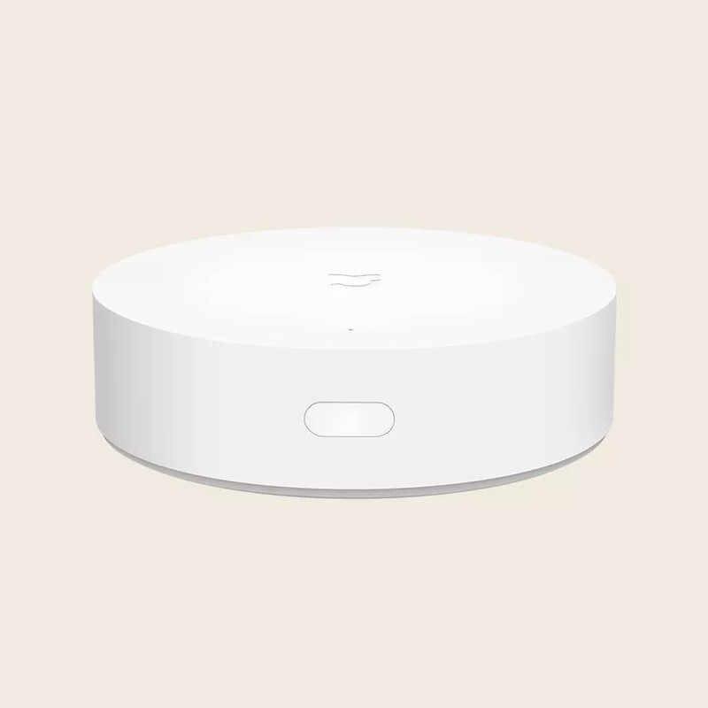 Xiaomi Gateway 2 Original Mijia Smart Home Kit Gateway Hub Alarm Sistem Kontrol Radio Yi Camers Serta Sensor Pintu Bell suhu