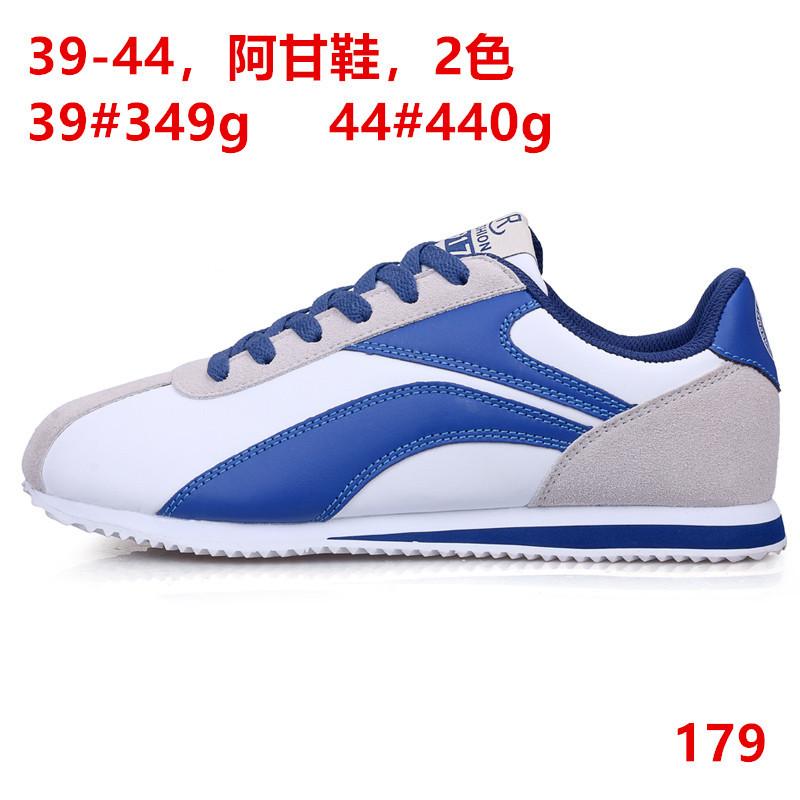 2019 Hot Selling Summer Sports MEN'S Casual Shoes Versitile Fashion Forrest Gump MEN'S Shoes Leather Shoes Students Shoe 179