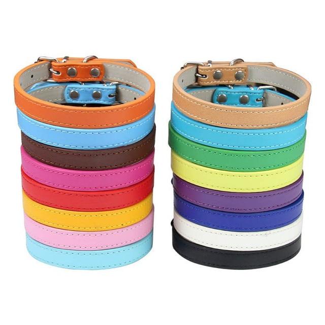 Light Weight Colorful Kitten Collar 2