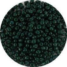 Venda por atacado verde escuro 200 pçs buraco redondo grânulos checos pequenos para diy pulseira brincos jóias que fazem materiais