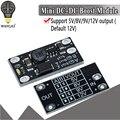 1,5 А многофункциональный мини-Модуль повышения мощности повышающая плата 5 в 8 в 9 в 12 В светодиодный индикатор «сделай сам» модуль напряжени...
