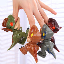 Милые динозавры игрушки для мальчиков парк и мир Юрского периода