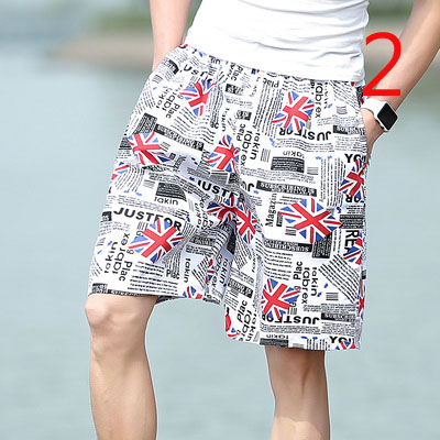 Loose Shorts Summer Thin Section 7 Pants Pants Japanese Fat Man Plus Fat Large Size Pants