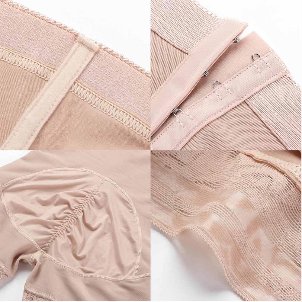 Lover Beauty Plus Size Butt Lifter Body Shaper Butt Enhancer Shapewear Bodysuit Slimming Pants Shapewear Underwear Control Panty