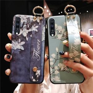 Image 5 - SoCouple Case For Samsung Galaxy A50 A51 A70 A71 A30s A20 21s S8 S9 S10 Note 10 plus S20 FE Plus Wrist Strap Phone Holder Case
