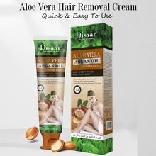 1pc 100ml Argan Oil Hair Removal Cream Gentle Non-irritating For Underarms Bikinis Removal Hair Arms Thighs And Cream H1N1