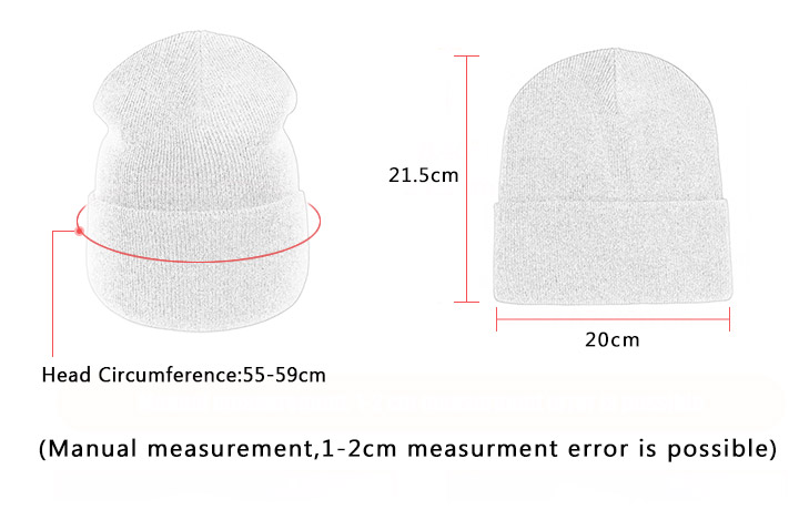 FURTALK Winter Hats for Women Men Knitted Beanie Hat Cap for Girls Female and Male Skullies Couples Stocking Hats Cap 22