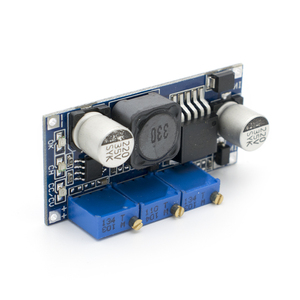 Image 5 - LM2596 ledドライバDC DCステップダウン調整可能なcc/cv電源モジュールバッテリー充電器調節可能なLM2596S定電流