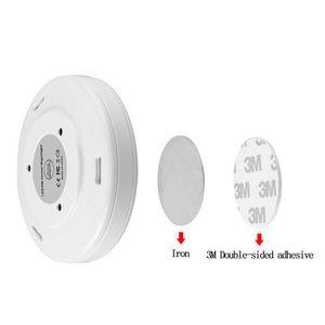 Image 5 - Solledスライバー赤外線pirモーションセンサー 6 ledナイトライト磁気ワイヤレス検出器ンペンダントライトウォールランプ自動オン/オフクローゼット