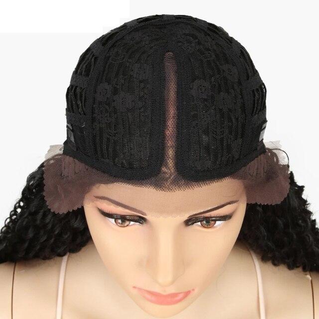 парики синтетические на сетке спереди для женщин термостойкие фотография