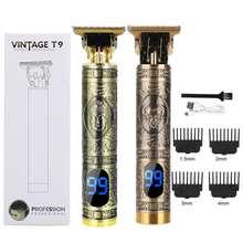 ЖК дисплей Дисплей для стрижки волос машинка бороды и усов;