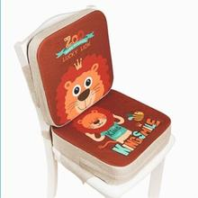Baby Dining Cushion Children Increased Chair Pad Highchair Booster Cushion Seat Chair for Baby Care Non-slip Breathable Cushion
