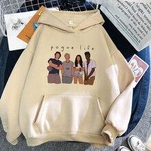 Outer Banks Hoodies Pogue Life Sweatshirt Custom basic Harajuku Unisex student Casual Hooded  Pullover Thicken Coat Tops Hoodie