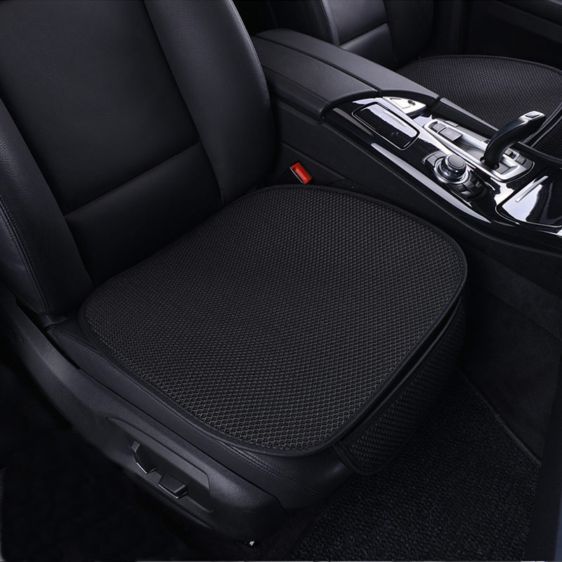 Black Waterproof Front /& Rear Car Seat Covers for Citroen C3 Picasso 09-On