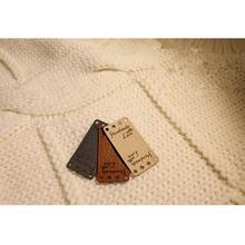 55 шт пользовательские этикетки для одежды товары ручной работы