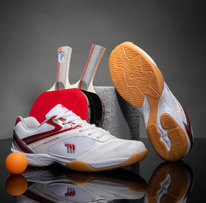 Table-Tennis-Shoes Badminton-Sneakers Light-Weight Women New Professional for Couples