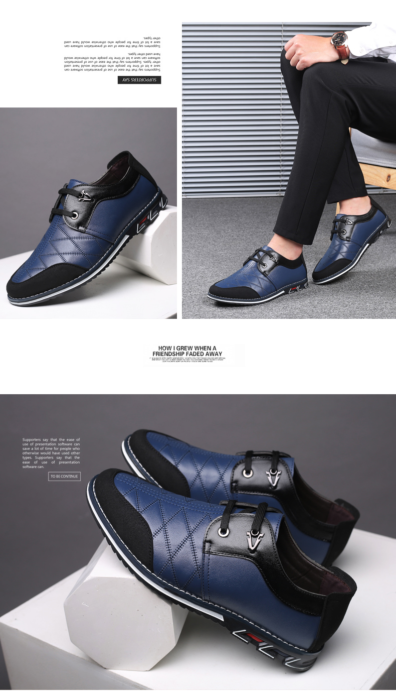 H9f63ab2a34f049769c539746304583266 Genuine Leather Men Casual Shoes Brand 2019 Mens Loafers Moccasins Breathable Slip on Black Driving Shoes Plus Size 38-46