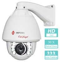 IMPORX PTZ IP Kamera Im Freien Sicherheit Kamera 3MP HD 20X/30X Optische Zoom P2P Onvif IR 150M Infrarot nacht Kamera POE