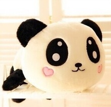 PLL Wholesale 20cm Cute Panda Doll Lie Prone To Lie Prone Bear Plush Toy Cartoon for Wedding Dolls To Send Birthday Girl household livelihood strategies in drought prone areas