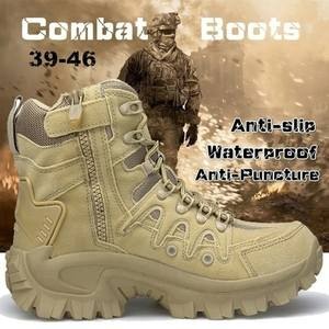 STrekking Shoes Army-...