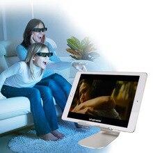 Tablet Stand Multi-Angle Holder Adjustable Phone Support Alloy Bracket OUJ99