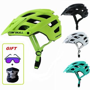 W formie MTB kaski rowerowe kask rowerowy kask rowerowy TT Casco Ciclismo do roweru szosowego i górskiego kaski rowerowe Cairbull MTB czapki bezpieczeństwa tanie i dobre opinie Brosailyang os (Dorośli) mężczyźni CN (pochodzenie) about 390g 20 Uformowany kask TT-02 Man Women Unisex Bike helmet Bicycle helmet fietshelm