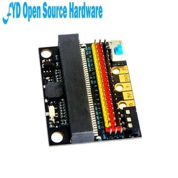 1pcs micro:bit microbit GPIO Expansion Board Educational Shield for Kids Programming Education