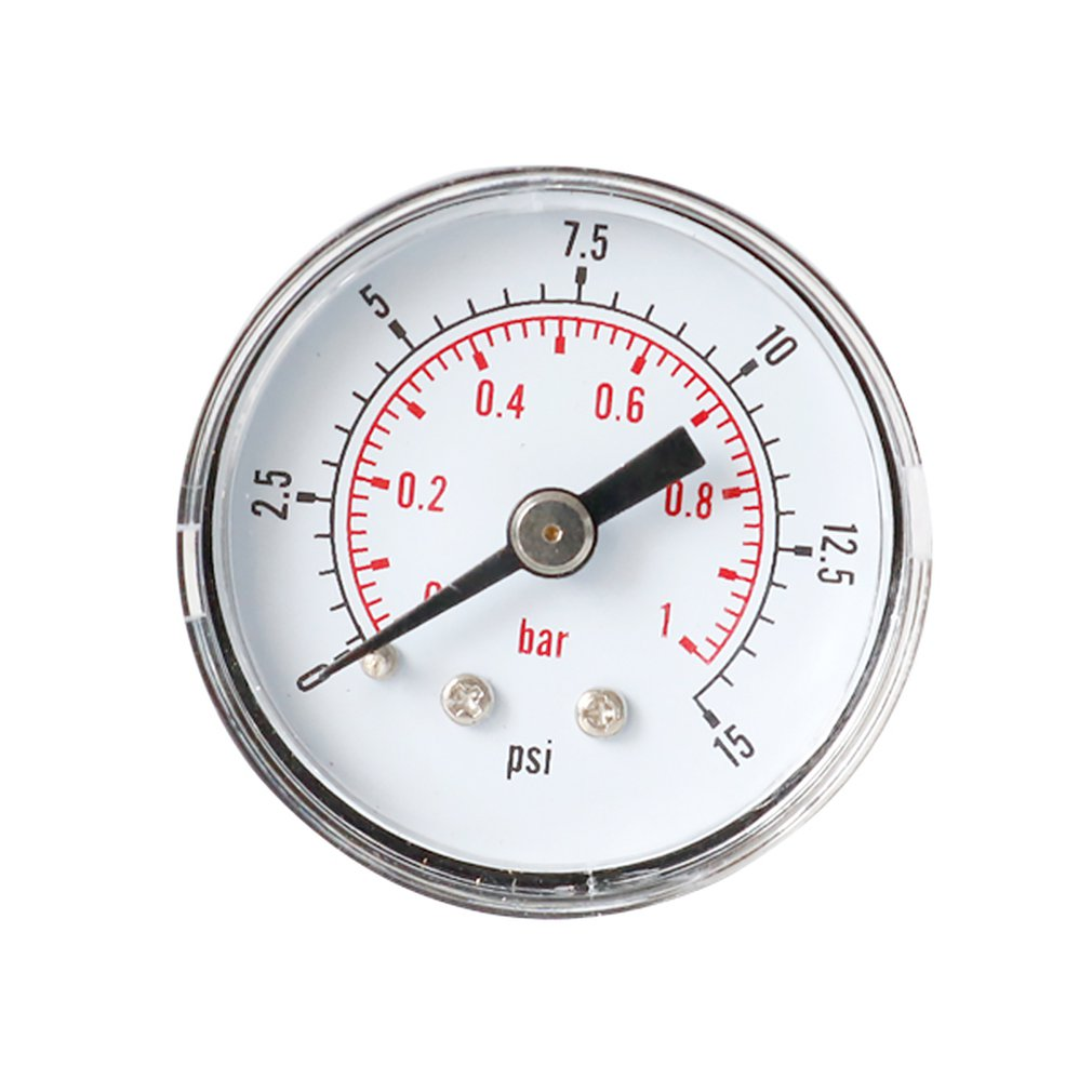 A Variety Of Specifications Axial Pressure Gauge High Quality Y40 Pressure Gauge Oil Pressure Gauge Water Pressure Gauge