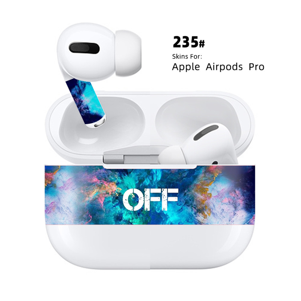 Anti Print Dust Guard for AirPods Pro 22