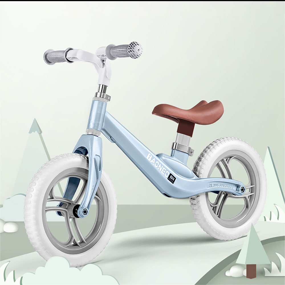 Boy Bikes 2-4 Years Old Child Bike Blue Bicycle Child's Gift Magnesium Alloy Material Bicycle For Kids Bicicleta  Kids' Bike
