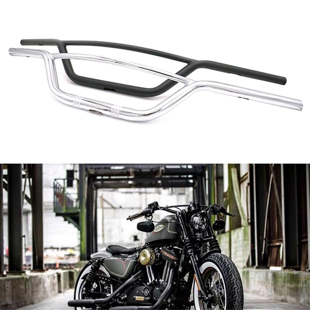 Motorcycle 22mm 25mm Steering Wheel Handlebar for Harley for KTM Dirt Bike for Honda for Yamaha Motorbike Retro Handle Bars