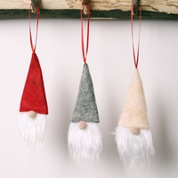 Novelty Christmas Gift Santa Claus Decoration Christmas Tree Pendant New Year Ornaments New