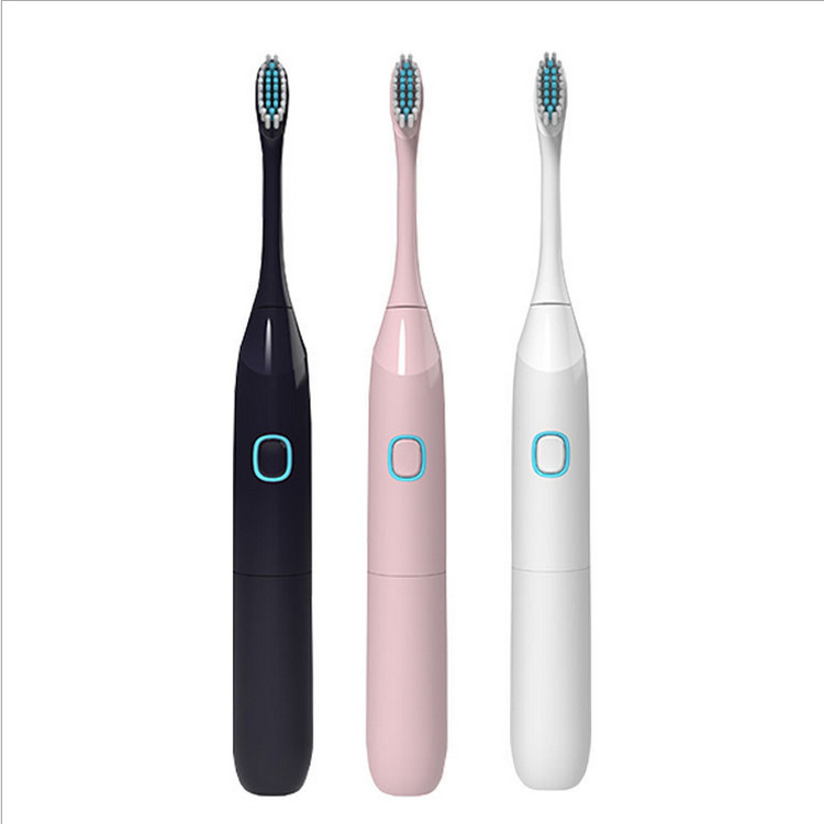 Electric Toothbrush No 5 AA Battery Travel Portable Adult Ultrasonic Vibration Cleaning Oral Care Tooth Brush in Electric Toothbrushes from Home Appliances