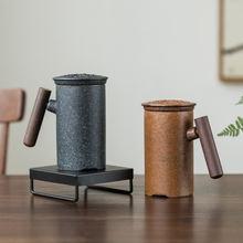 Мраморный керамический чайный горшок кофейная чашка послеобеденный